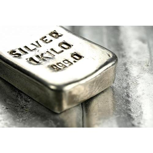 Real SIlver Bars Versus Imaginary Silver