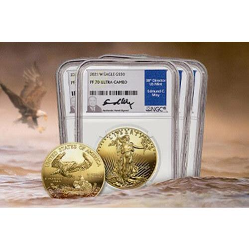 The Classic Gold American Eagle Coin