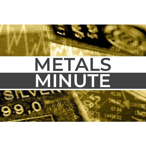 Metals Minute: Inflation on the Horizon?