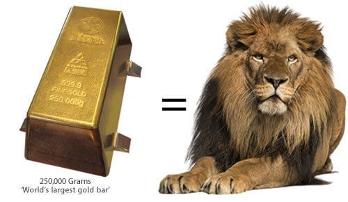 How Much Does A Gold Bar Weigh Weight Facts