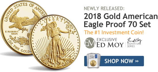 2018 Gold American Eagle Proof 70