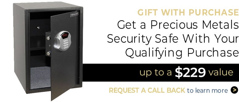 Get Your Free Security Safe Today!
